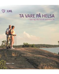 """LHLs bok """"Ta vare på helsa"""""""